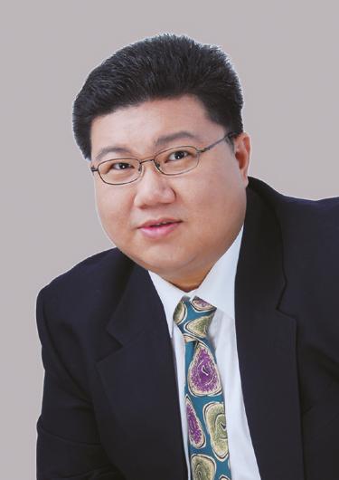 Wang Fuyin, spoluautor knihy Masáže nohou pro zdraví
