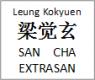 Leung Kokyuen - LKY