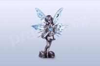 Anděl lásky - modrý