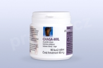 Chaga-MRL (čaga) mycélium/tablety 90 tbl.