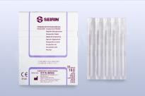 Akupunkturní jehly Seirin M-type 5 / 0,25x50 mm