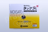 Moxa na akupunkturní jehly Seirin - 20 ks