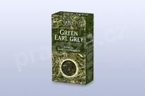 Green Earl Grey zelený čaj 70 g krabička, GREŠÍK