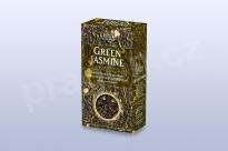 Green Jasmine, zelený jasmínový čaj 70 g krabička, GREŠÍK