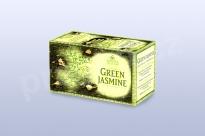 Green jasmine, zelený jasmínový čaj 20 x 2 g, GREŠÍK