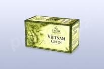 Vietnam green, zelený čaj 20 x 2 g, GREŠÍK