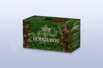 Zelený čaj s chaluhou 20 x 1,5 g, GREŠÍK