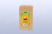 Rýže kulatozrnná natural vakuovaná 1 kg BIO C.F.