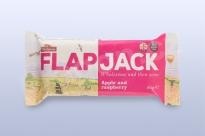 Flapjack ovesný jablko-malina 80 g   WHOLEBAKE