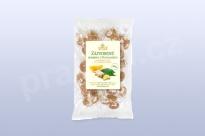 Zázvorové bonbóny s pomerančem  100 g, GREŠÍK