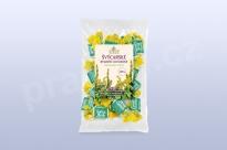 Švýcarské bylinné bonbóny 100 g , GREŠÍK