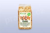 Vločky pšeničné 250 g BIO COUNTRY LIFE