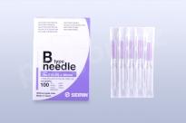 Akupunkturní jehly Seirin B-type 5 / 0,25x30 mm