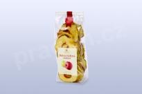 Jablka sušená nesířená 50 g, GREŠÍK