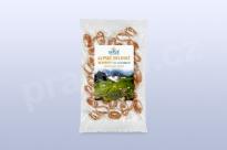 Alpské bylinné bonbóny bez cukru 100 g GREŠÍK