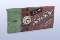 Čokoláda bílá 40% se spirulinou, 45 g
