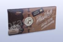 Čokoláda hořká 75% s CHIA semínky, 45 g