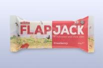 Flapjack ovesný brusinka 80 g WHOLEBAKE