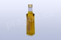 Lněný olej s křenovým olejem organik oil Extra Virgin, 200 ml