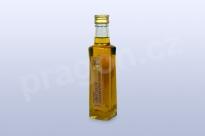 Lněný olej s olejem zázvorovým organik oil Extra Virgin, 200 ml