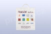 Praktická pevná PE taška PRAGON