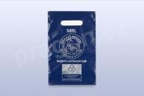 PE taška MRL modrá 200 × 300 mm