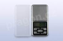 ISO 135 Digitální kapesní váha 200 g / 0,01 g