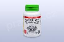 MAH2.9 - ling gui zhu gan tang - pian/tablety EXPIRACE