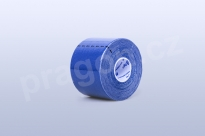 Kineziologický tejp BB Tape 5 cm, barva modrá