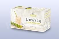 Ledový čaj s lemongrassem 20 n.s. přebal GREŠÍK