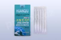 Akupunkturní jehly Huanqiu – 0,30x100 mm
