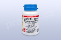 DBX2.9 - dahuang mudan tang - pian/tablety