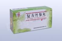 XLC3.9 - fufang danshen wan - wan/pokroutky