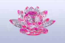 LOTOS křišťálové čistoty XL - růžový