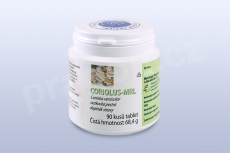 Coriolus-MRL - mycélium/tablety