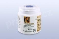 Shiitake-MRL (šitake) - mycélium/tablety