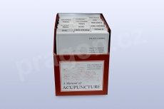 A Manual of Acupuncture - Point Cards