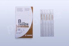 Akupunkturní jehly Seirin B-type 8 / 0.30x50mm