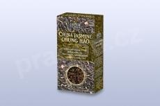 China Jasmine Chung Hao z.č. 70 g krabička, GREŠÍK, Čaje 4 světadílů