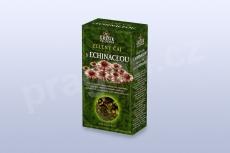 Zelený čaj s echinaceou z.č.- Z - 70 g krabička, GREŠÍK, Čaje 4 světadílů