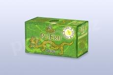 Pu-Erh Citron 20 x 1,7 g n.s. ,GREŠÍK, Černý čaj