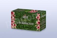 Zelený čaj s echinaceou 20 x 1,5 g n.s., GREŠÍK, -Z-