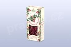 Brusinková paseka 100 g krabička, GREŠÍK, Ovocný čaj