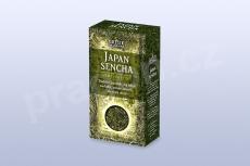 Japan Sencha z.č. 70 g krabička,GREŠÍK, Čaje 4 světadílů