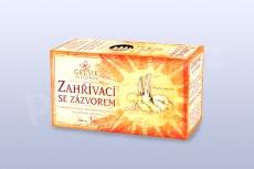 Zahřívací 20 x 1,5 g n.s., GREŠÍK, Devatero bylin
