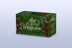 Zelený čaj s chaluhou 20 x 1,5 g n.s., GREŠÍK