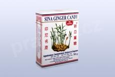 Bonbony zázvorové Sina Ginger Candy - 56 g