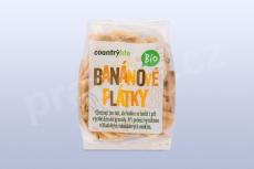 Banánové plátky 100 g BIO COUNTRY LIFE_1
