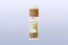 Špagety pšeničné celozrnné semolinové 500 g BIO   LA SE._v1