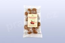 Šípkové bonbóny  s vitamínem C, GREŠÍK